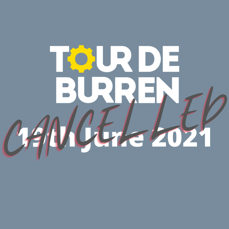 Tour de Burren 2021 Cancelled
